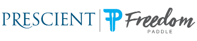 Freedom paddle logo